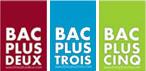 Bacplusdeux.com, Bacplustrois.com, Bacpluscinq.com